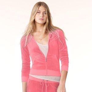 Juicy Couture Zip Hoodie